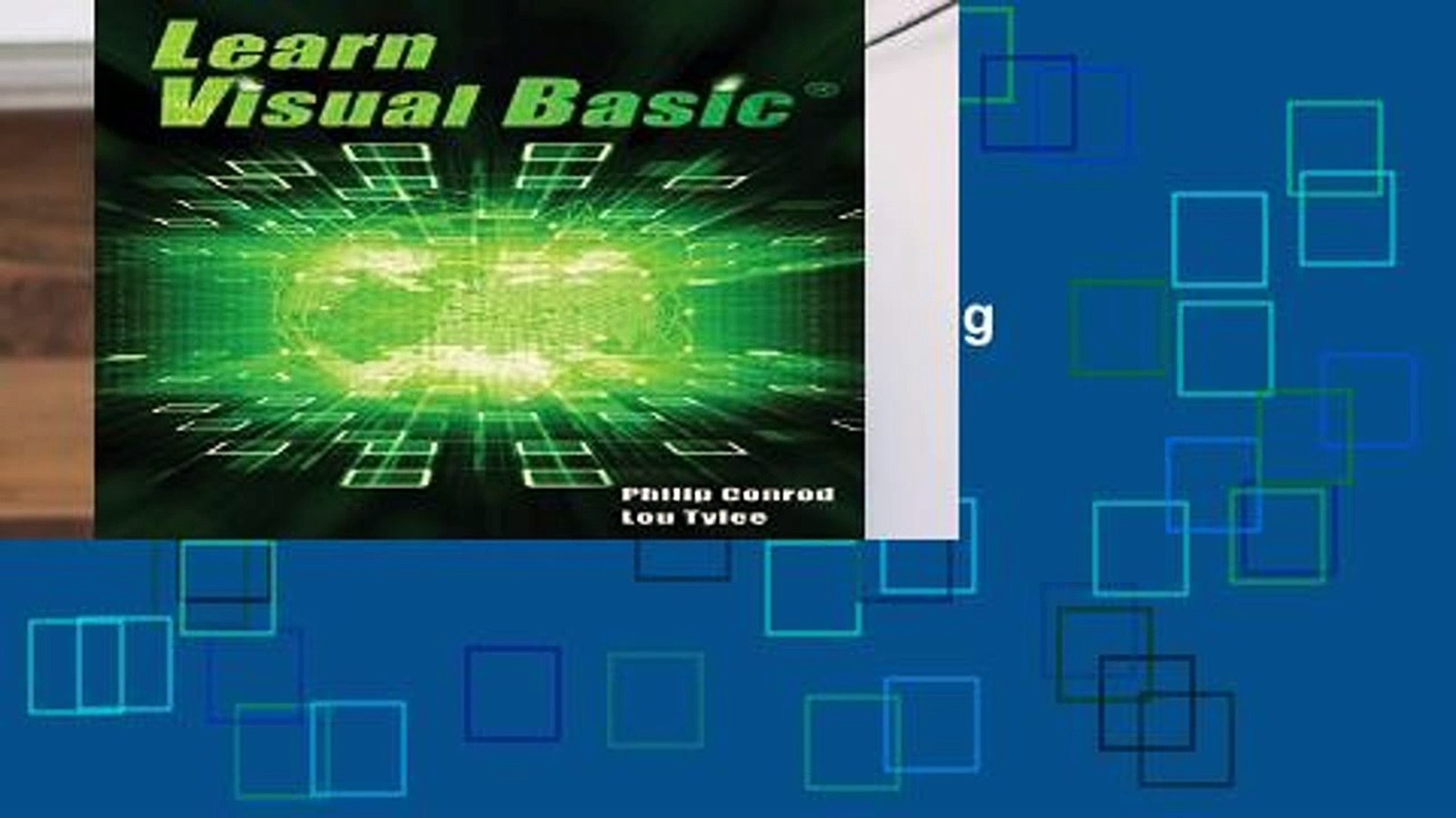 New Releases Learn Visual Basic: A Step-By-Step Programming Tutorial  Unlimited