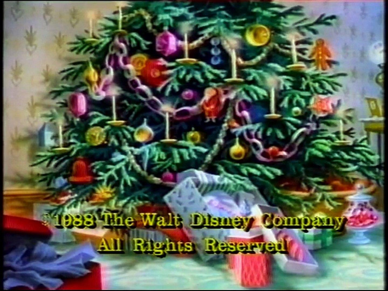 Disney Sing Along Songs Christmas Vhs.Sing Along Songs Very Merry Christmas Songs Vhsrip Part 1 2