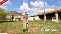 A vendre - Maison/villa - FONTEVRAUD-L'ABBAYE (49590) - 6 pièces - 200m²