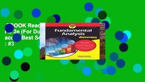 EBOOK Reader Fundamental Analysis FD 2e (For Dummies) Unlimited acces Best Sellers Rank : #3
