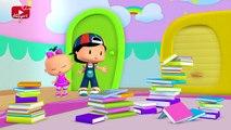 Pepee - Doktor Pepee ve İtfaiyeci Pisi (YENİ) - Çizgi Film & Çocuk Şarkıları - Düşyeri