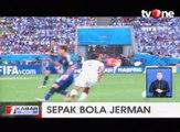 Diperlakukan Rasialis, Mesut Ozil Pensiun dari Timnas Jerman