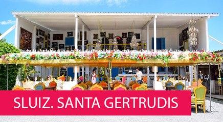 SLUIZ. SANTA GERTRUDIS - SPAIN, ILLES BALEARS