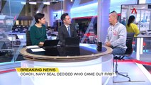 WATCH: Singapore diver Douglas Yeo tells Channel NewsAsia how he felt as he helped bring the boys and their football coach to safety from Tham Luang cave comple