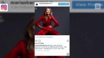 Maria Sharapova sexy sur instagram