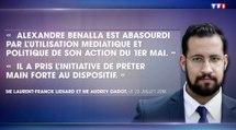 "Alexandre Benalla se dit ""abasourdi"" - ZAPPING ACTU DU 24/07/2018"