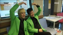 [PEOPLE] KangNam & Tae Jin-ah  Radio activity, 휴먼다큐 사람이좋다 20180724