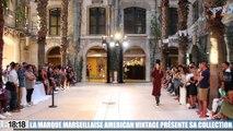 La marque marseillaise American Vintage présente sa collection Automne-Hiver aux Docks Village
