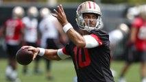 Is Jimmy Garoppolo better than Tom Brady?