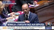 """Philippe sur l'affaire Benalla: """"Rien n'a été masqué, rien n'a été omis"""""""