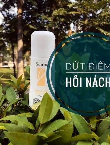 Lăn khử mùi scion cao cấp chất lượng | Godialy.com