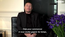L'interview de Tom Pecheux, make-up artist Yves Saint Laurent