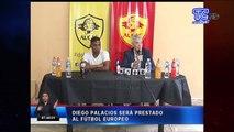 Diego Palacios deja Aucas y dará el salto al fútbol Europeo
