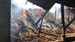 Un incendie embrase près de 300 tonnes de fourrage
