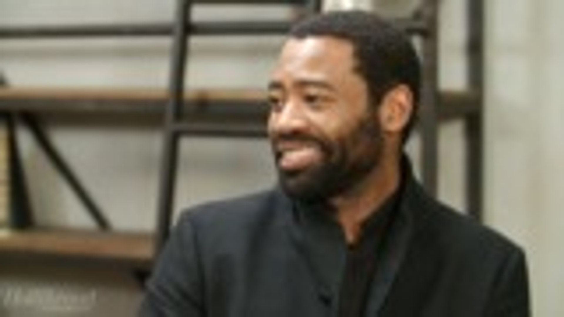 'Counterpart' Star Nicholas Pinnock On Shaw and Emily's Relationship in Season 2 and