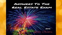 About For Books  Answers to the Real Estate Exam: Real Estate Training Institute  Review