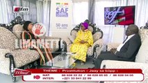 "(Vidéo) - le Concept "" Oubbi tey , djangueu tey, teudjeu tey "" développé par Ndoye Bane dans l'émission Wareff"