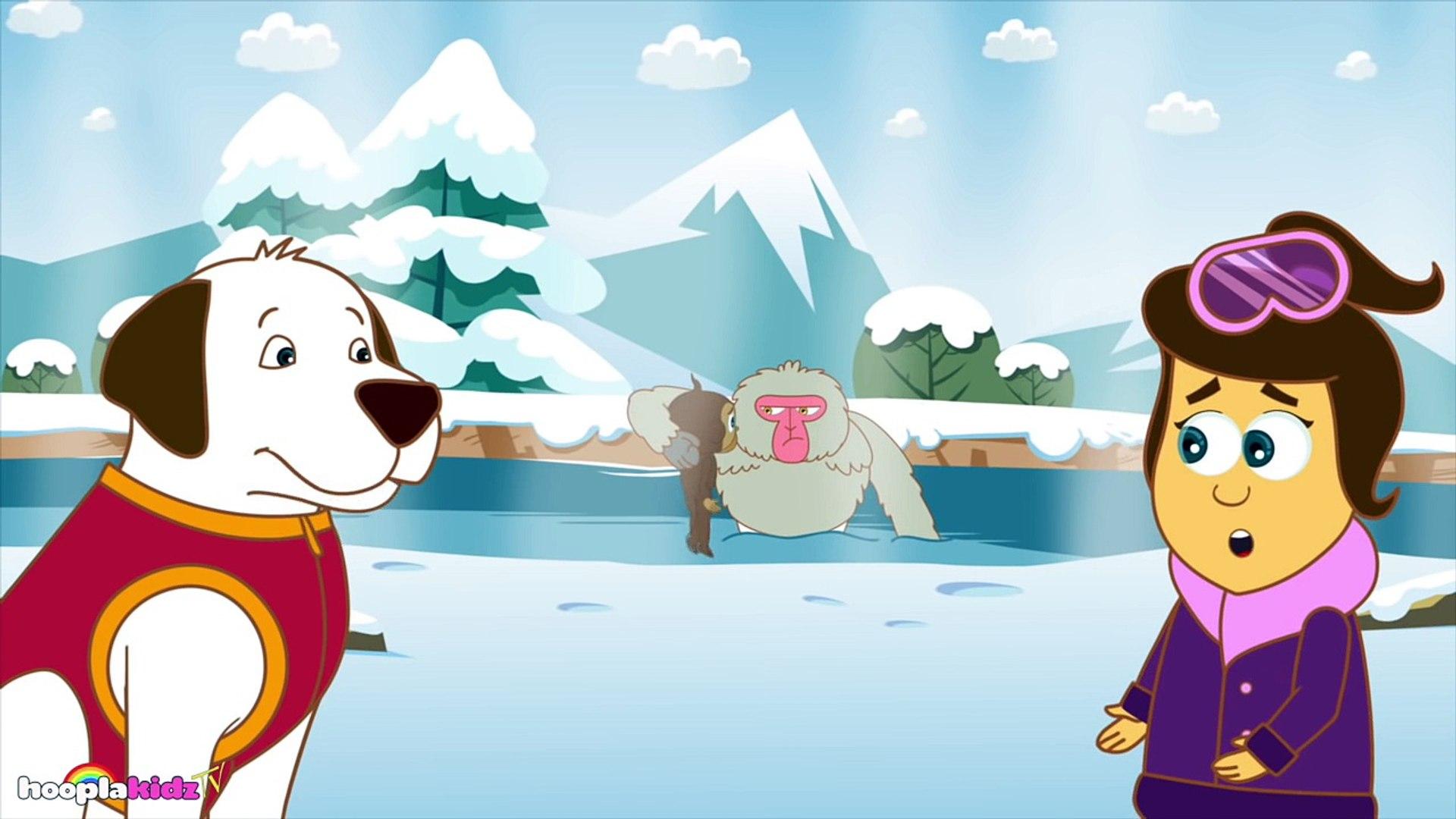 Adventures of Annie & Ben: Snow Sumo | Christmas Cartoons | Cartoons for Children | Hoopla