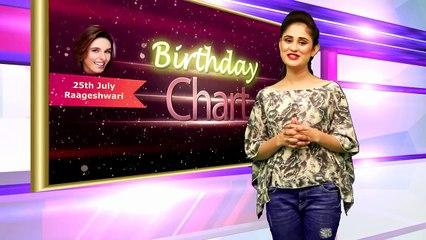 """Happy Birthday Ragheswari""   25th July   Celebrity Birthday   HD Video"