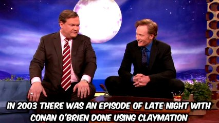 10 Facts About Conan O'Brien