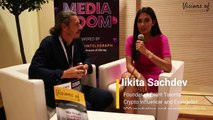 Nikita Sachdev from Events Talent shared with us her visions of blockchain at Blockshow Berlin 2018