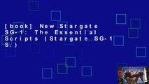 [book] New Stargate SG-1: The Essential Scripts (Stargate SG-1 S.)