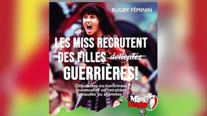 avis de recherche par les miss crig rugby