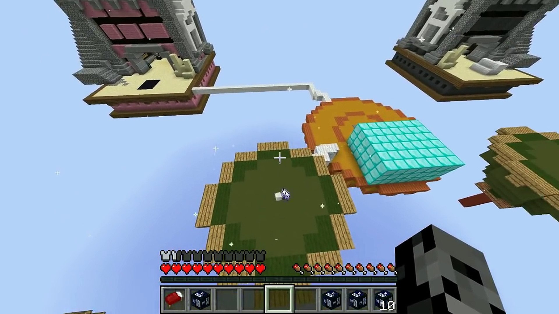 Minecraft Programs Lucky Block Bedwars Modded Mini Game Video Dailymotion
