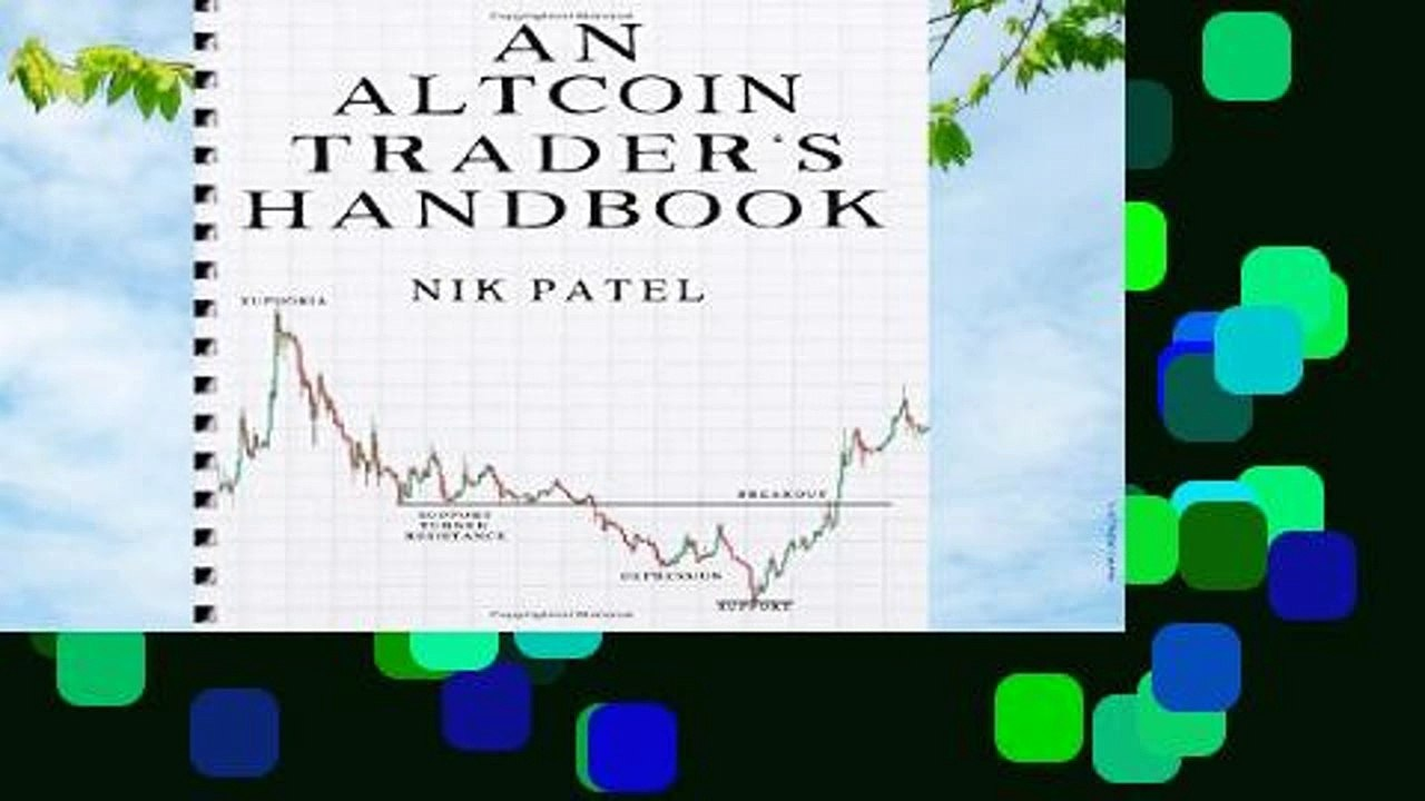 Altcoin Trader best ebook an altcoin trader s handbook for full