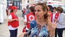«Τσουνάμι» αλληλεγγύης για τους πληγέντες από τις πυρκαγιές