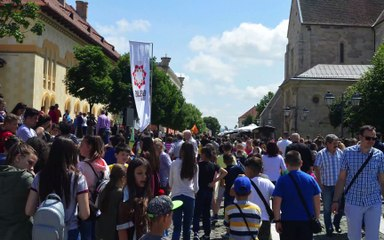 "Winners of the RRI contest ""Alba Iulia -The City of the Union"""