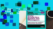 View Hbr Guide To Data Analytics Basics For Managers Hbr border=
