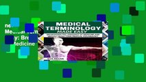 Medicine Book Review: A Short Course in Medical Terminology