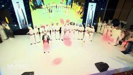 لعب شهري في حفل زواج صالح اليامي   اداء محمد بن فراج - صالح زايد