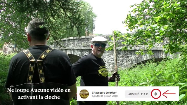 PECHE A L'AIMANT : CONSTAT ALARMANT DANS NOS RIVIERES