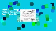 Best seller  Now Write! Science Fiction, Fantasy and Horror: Speculative Genre Exercises from