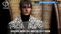 Versace presents the Versace Mens Strength Fall/Winter 2017 Fashion Show | FashionTV | FTV