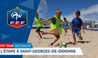 FFF Tour 2018 : Etape à Saint-Georges de-Didonne I FFF 2018