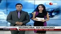 Pesawat Latih TNI Jatuh di Pemukiman Warga di Kota Malang