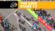 La grille de départ / The grid - Étape 17 / Stage 17 - Tour de France 2018
