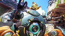 OVERWATCH : Wrecking Ball Bande Annonce de Gameplay
