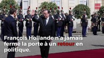 François Hollande candidat en 2022 ?