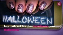 Les nails art les plus terrifiantes à faire pour Halloween