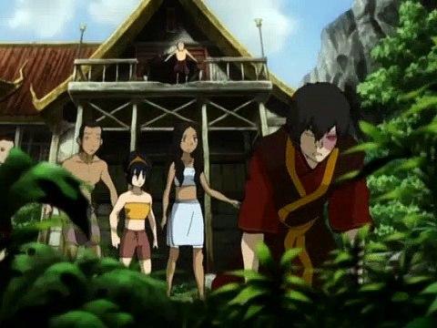 Avatar The Last Airbender S03E18 - Sozin's Comet, 1 - The Phoenix King