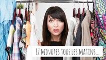 Les femmes passent en moyenne 6 mois de leur vie à chercher leur tenue le matin !
