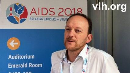 AIDS 2018 - Dr Laurent Hocqueloux, Visconti