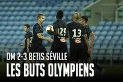 OM - Betis Séville (2-3) | Les buts olympiens