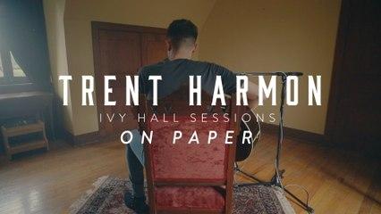 Trent Harmon - On Paper