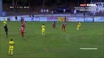Karl Toko Ekambi - Montpellier 1-[1] Villarreal - 25.7.2018