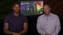 "IR Interview: Damson Idris & John Singleton For ""Snowfall"" [FX-S2]"
